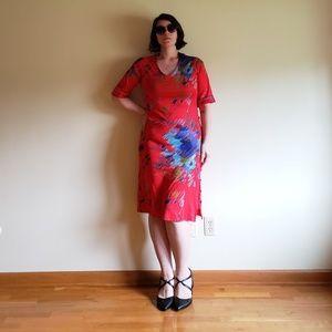 VTG Leslie Fay Dress - Size 8/10